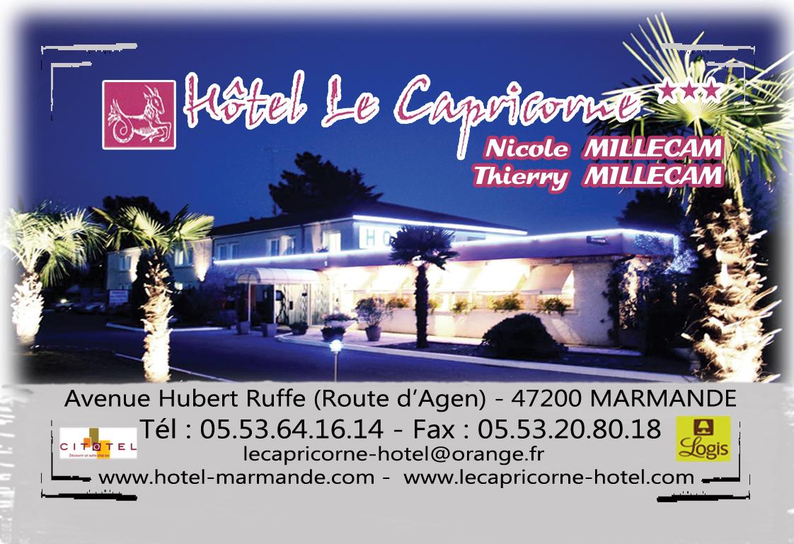 Carte De Visite Hotel