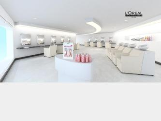 Salon virtuel L'Oreal paris