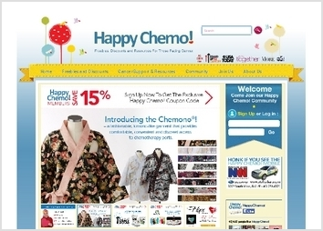 This site is for the cancer patient and has partners who give products on discount price to gifts to cancer projects.