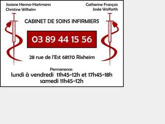 Carte De Visite Cabinet Infirmier